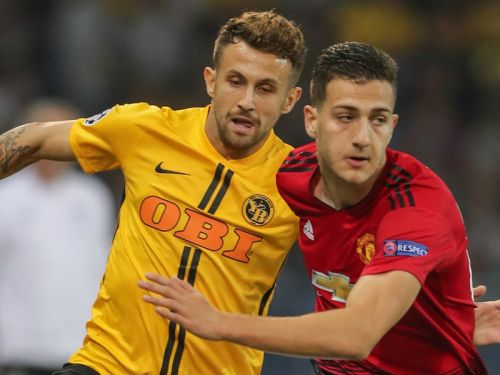 Mourinho: Dalot can play at Man United for more than 10 years