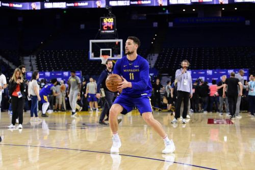 Klay Thompson: 'I Expect Our Fans to Be the Loudest They Have Ever Been'