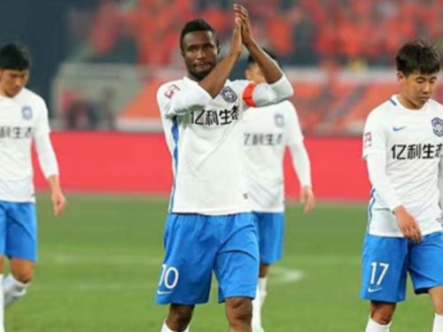 Former Chelsea star John Obi Mikel quits Chinese side Tianjin Teda
