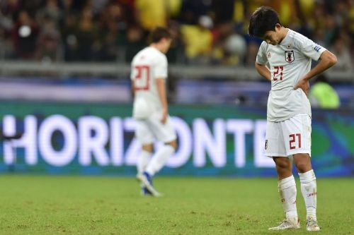 Paraguay through to Copa quarters as Japan, Ecuador draw