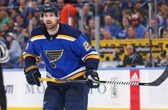 Berglund, home in Sweden, feels at peace after walking away from Sabres