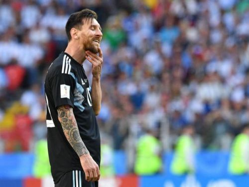 It's Cristiano Ronaldo's World Cup so far, and his teammates and Lionel Messi are only watching