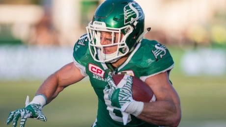 Rob Bagg back on the Riders roster