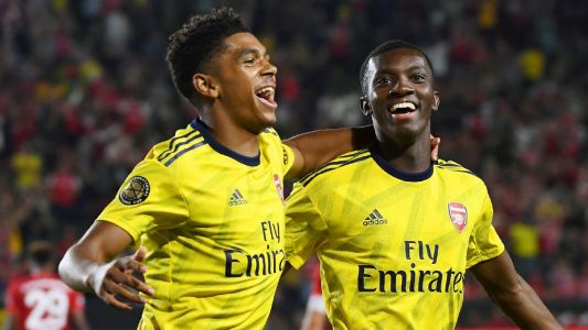Nketiah's late winner helps Arsenal defeat Bayern