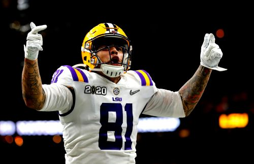 NFL Draft 2020: Thaddeus Moss an intriguing TE possibility for Jets