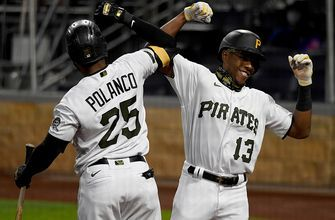 Ke'Bryan Hayes, Adam Frazier home runs push Pirates past Cubs 2-1