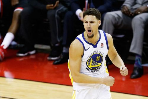 Klay Thompson 'Not Really' Interested in Free Agency