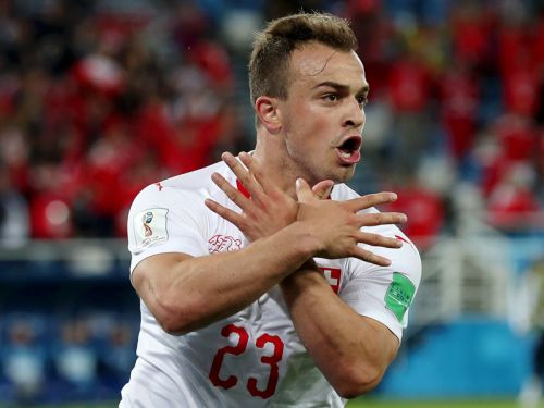 Why Shaqiri might not travel for Liverpool's clash with Red Star Belgrade