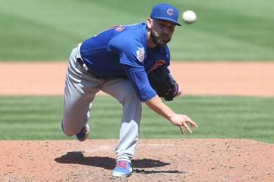 Cubs attempt to prevent sweep by Reds