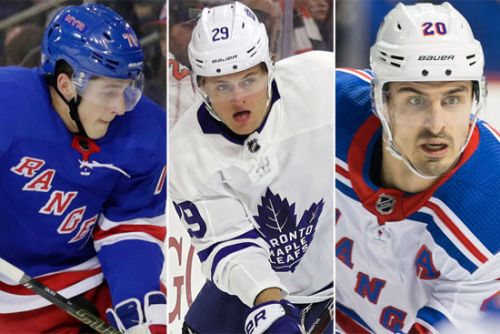 Deal for Maple Leafs forward may take big Rangers' piece