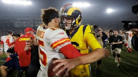 'It was a crazy game, crazy game': Rams upend Chiefs in historic affair