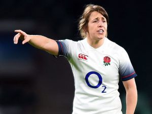 England Women's Autumn Internationals Squad