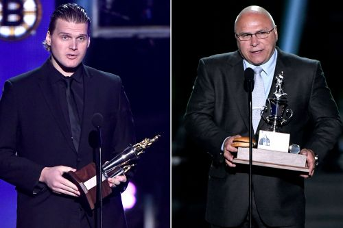 Islanders' Robin Lehner, Barry Trotz win big at NHL Awards