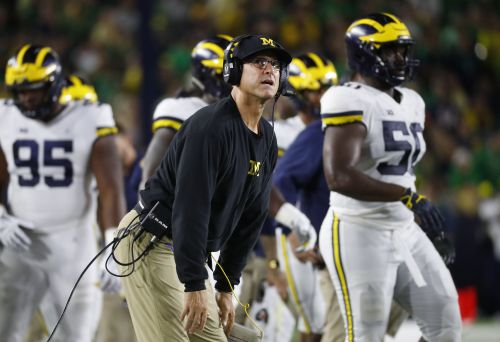 "Harbaugh to Edwards after critical tweets: ""Come after me"""