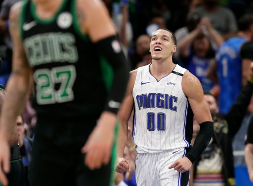 Magic hold on to beat Celtics for second time, 105-103