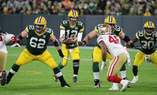 Packers analysis: Why Aaron Rodgers needs to get rid of the ball quickly