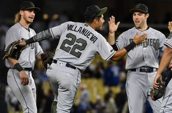 Takeaways from the Padres' 7-5 win over the Dodgers