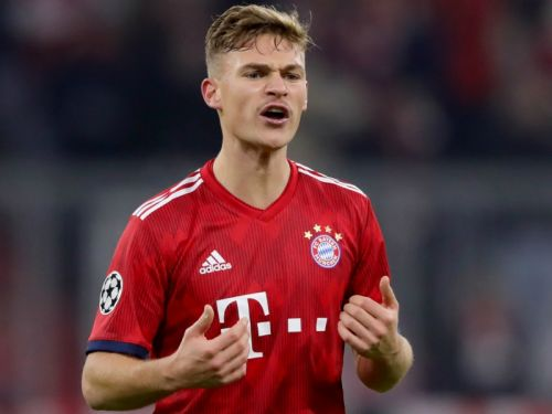 Liverpool are favourites against inconsistent Bayern Munich - Kimmich