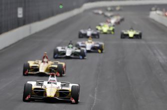 IndyCar to use Red Bull's aeroscreen for cockpit protection