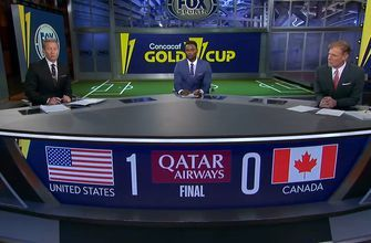 USMNT got good result, but their performance was bad in 1-0 win over Canada - Alexi Lalas