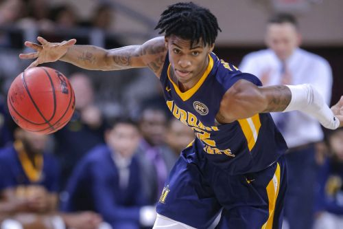 Ja Morant's trek from unknown to potential top-3 NBA draft pick