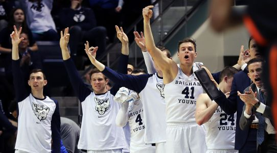 BYU basketball rallies for 70-62 win at LMU to cap road sweep