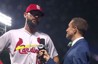 Matt Carpenter talks to Ken Rosenthal as homer streak continues