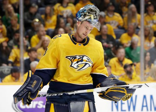 Caps can eliminate Canes; Preds try to stay alive vs. Stars