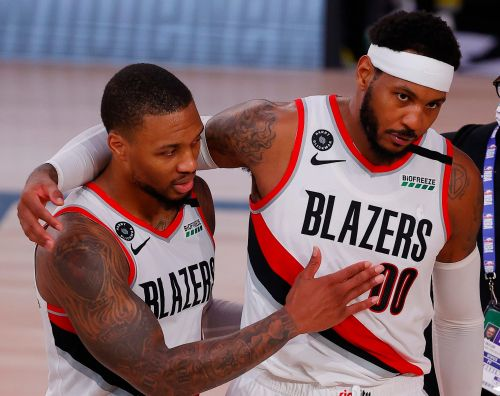 NBA live bubble breakdown: Scenarios for Blazers, Grizzlies, Suns, Spurs to reach play-in game