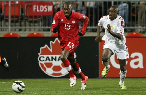 Hutchinson sparks Canada past St. Kitts in CONCACAF Nations League qualifying