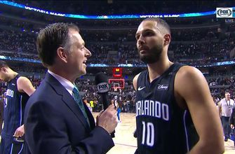 Evan Fournier says the Magic 'are tougher than what people give them credit for'