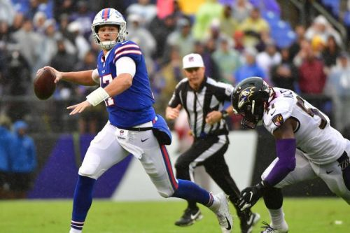 Buffalo Bills to start rookie QB Josh Allen in Week 12