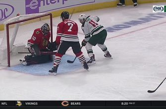WATCH: Wild's Zach Parise scores 9th of season