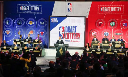 NBA Draft Lottery 2021: Odds to win No. 1 pick for every team