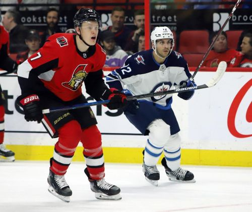 Senators' Brady Tkachuk says teammates who tested positive for COVID-19 are 'doing well'