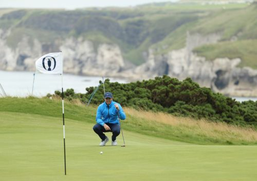 An emotional return to Irish soil for British Open
