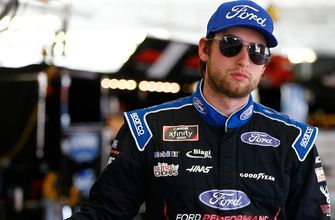 Chase Briscoe on driving the 14 in the Cup Series in 2021