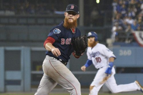Milwaukee Brewers showing interest in closer Craig Kimbrel