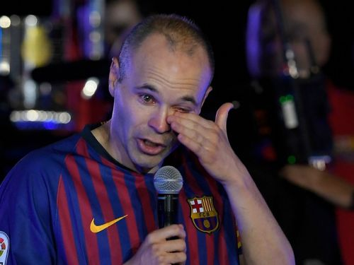 Video: Iniesta farewell my most emotional Barcelona night - Valverde