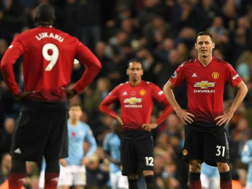 Premier League Betting Odds: Manchester United 7/2 for top four finish after derby defeat