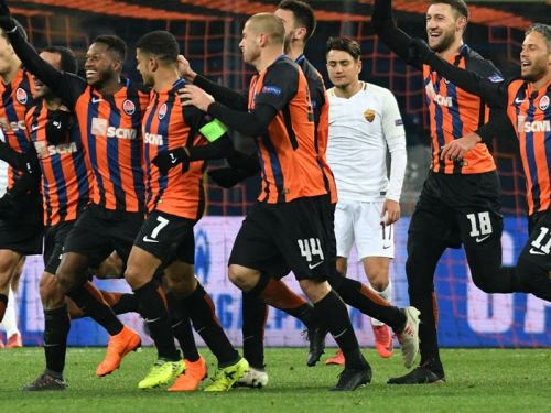 Betting Tips for Today: Goals galore is great value as Shakhtar Donetsk host Hoffenheim