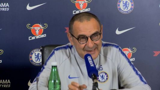 We're not keeping Hazard here like a slave - Sarri