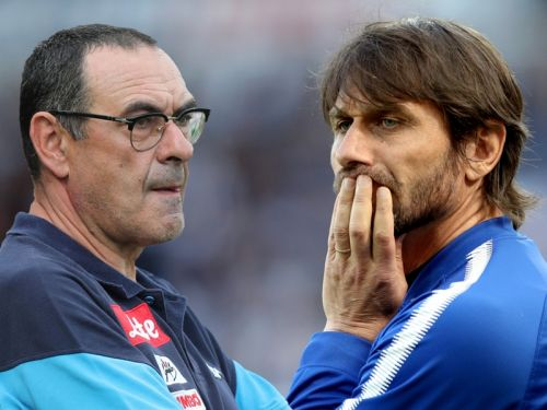 Chelsea pay £9 million to ditch Conte and begin Sarri era