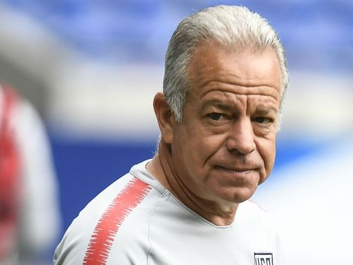 Sarachan's stint as the friend-zoned USMNT coach winding to a close