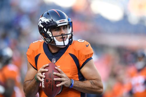 Broncos backup QB Chad Kelly arrested, charged with criminal trespassing