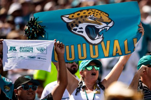 Jaguars will limit fan attendance to 25% of capacity for home games due to coronavirus concerns