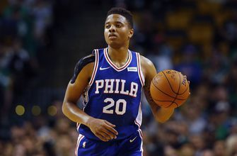 Brett Brown: Ben Simmons, Markelle Fultz Working on Long-Distance Shooting