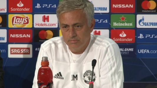 Everyone is at risk in the Champions League - Mourinho