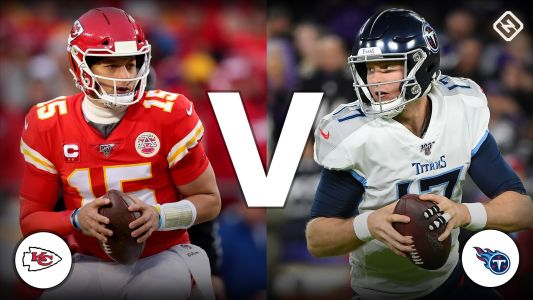 Chiefs vs. Titans odds, prediction, betting trends for AFC championship game