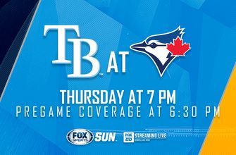 Preview: Rays trying to keep playoff hopes alive as showdown with Blue Jays begins